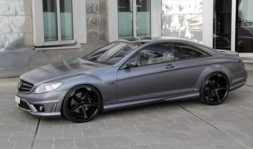 Mercedes CL65 AMG Grey Stone Edition by Anderson Germany