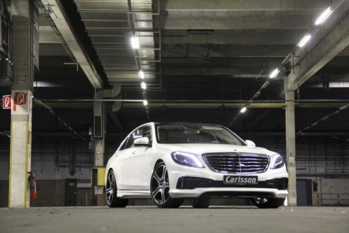 Mercedes S-Class by Carlsson