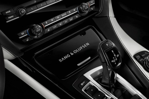 BMW 6 Series Gran Coupe BANG & OLUFSEN Edition