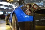 Pagani Huayra With Sonus Faber Sound System