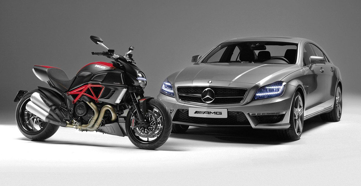 http://www.pedal.ir/wp-content/uploads/AMG-to-cooperate-with-Ducati-Mercedes-Benz-CLS-AMG-and-Ducati.jpg