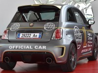 Abarth 695 Biposto Gumball official car