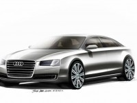 Audi A8 - first images