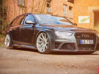 Audi RS4 Vossen Wheels
