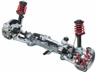 Audi's new magnetic semi-active suspension