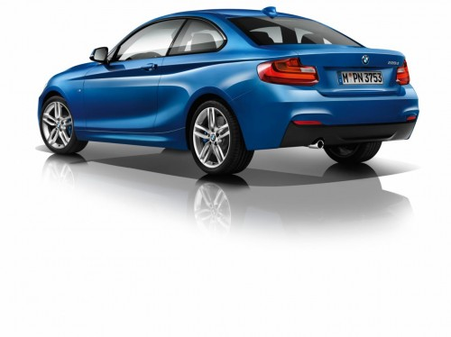 BMW 2-Series Coupe 220d