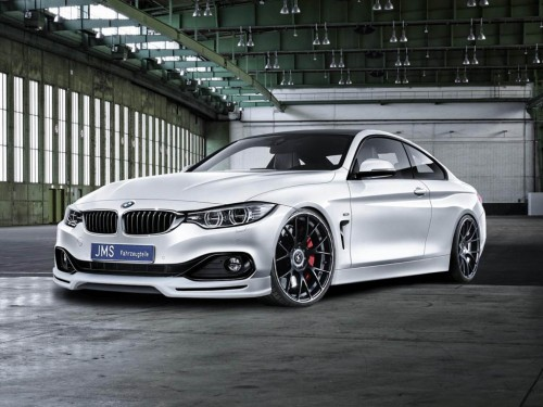 BMW 4-Series Coupe by JMS