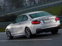 BMW M235i Self Driving
