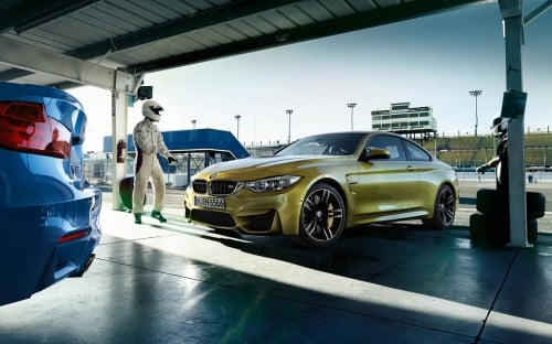 2014 BMW M4 F82 Coupe