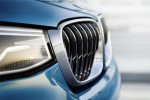 BMW X4 Concept grill