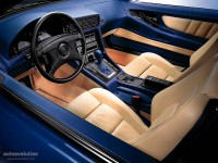 BMW 8-Series 850 interior