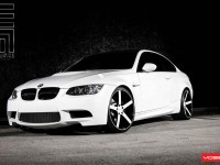 BMW 3 Series Vossen Wheels