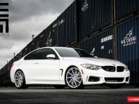BMW 4 Series Vossen Wheels