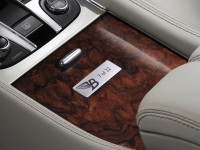Bentley Mulsanne Birkin Interior