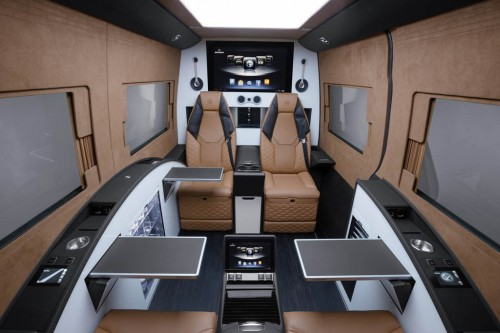 Brabus Business Lounge Sprinter