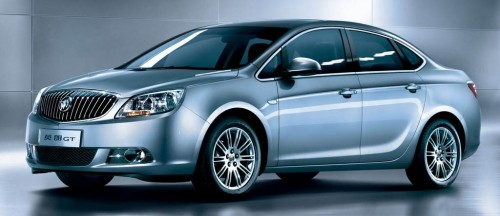 Buick Excelle 2013