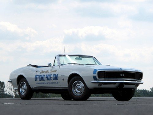 Chevrolet-Camaro-SS-Convertible-Indy-500-Pace-Car-1967-1