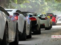China Supercar Wedding