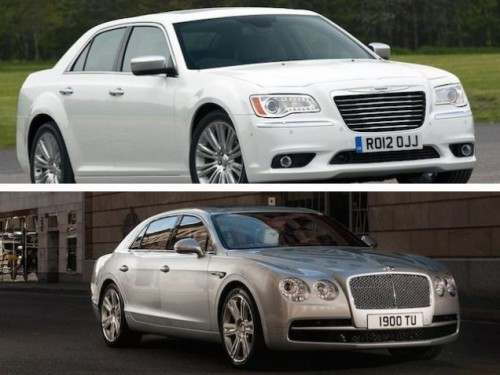 Chrysler 300 - Bentley