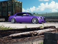 Chrysler 300C Vossen Wheels
