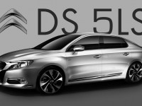 Citroen DS 5LS 2014