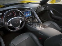 Corvette Stingray Z06 Interior