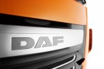 DAF XF Front end detail