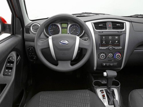 2015 Datsun on-DO Interior