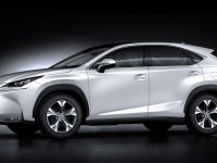 Lexus NX International Version