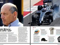 F1 Racing UK - March - 2014