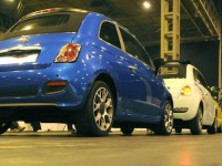 Fiat 500 Guinness World Record for the Tightest Parallel Park