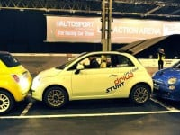 Fiat 500 Guinness World Record for the Tightest Parallel Park 1