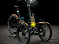 Kaylad-e: an electric trike concept