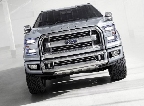 Ford F150 Atlas concept