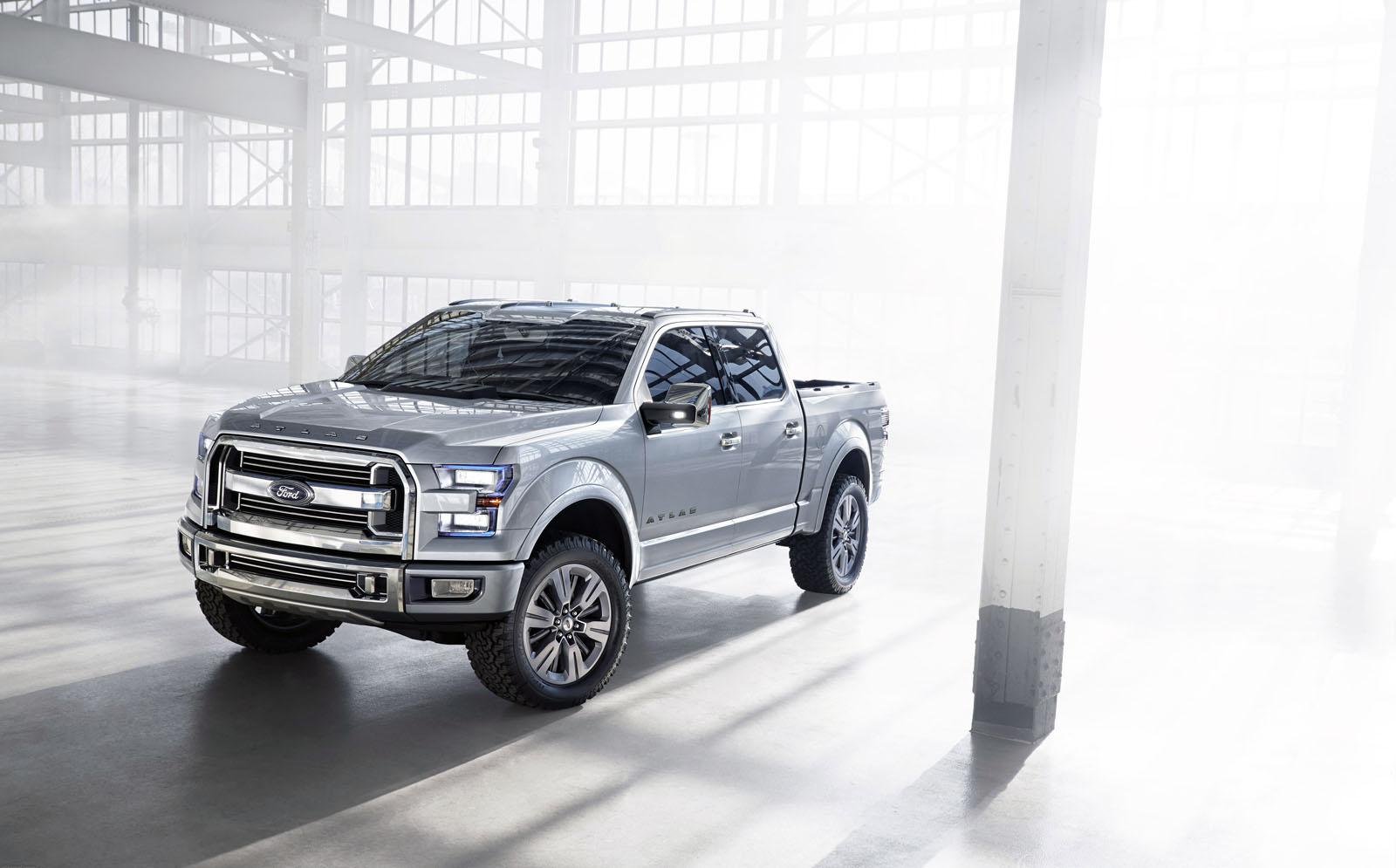 Ford F150 Atlas 2015