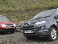 Ford EcoSport vs duster