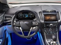 Ford Edge concept dashboard