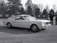 Prototype of the 1965 Ford Mustang T5