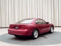 Production-intent 1994 Mustang coupe rear