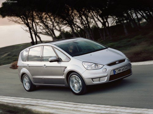 2007 - Ford S-Max