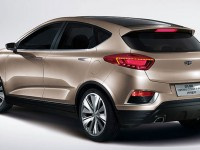 Geely Cross PHEV Concept