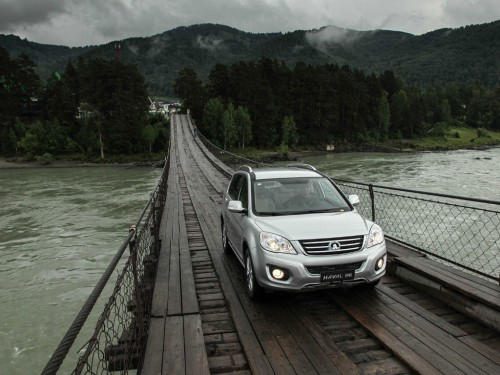 Great Wall Haval H6 SUV