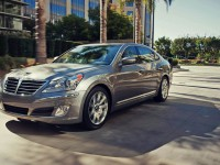 Hyundai Equus Luxury Car