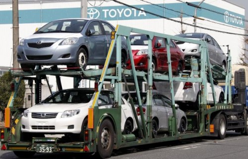 toyota sales networks