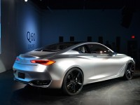 Infiniti Q60 concept at 2015 NAIAS