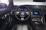 Jaguar F-TYPE V8 dashboard
