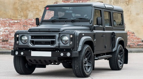 Kahn Design Land-Rover Defender 110 Wide Arch Kit