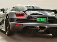 Koenigsegg One:1 Supercar
