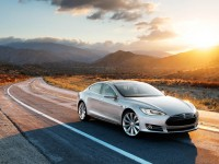 2014 Tesla Model S 60 Sedan electric