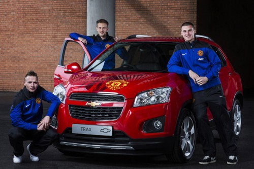 Manchester-United-Chevrolet-Trax